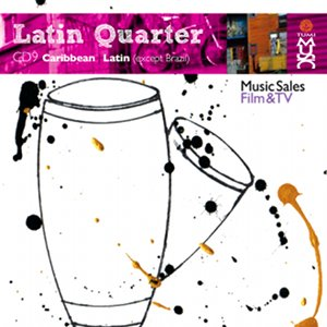 Latin Quarter IX: Caribbean and Latin (except Brazil): Reggaeton, Reggae, Fusion, Rock, Pop, Electronic, Hip-Hop & Urban